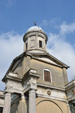 Tower at Mistley Church Stock Photography