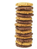 Tower mix cookie Royalty Free Stock Photos