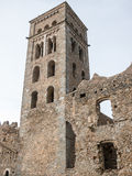 The Tower of the Monastery Royalty Free Stock Images