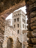 A tower of the monastery Royalty Free Stock Photos