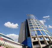 Tower 2000, Moscow International Business Centre Stock Images