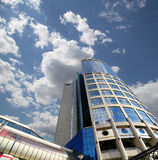 Tower 2000, Moscow International Business Centre Stock Image