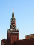 Tower of Moscow Kremlin Stock Image