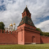 Tower of the Moscow Kremlin. Royalty Free Stock Images