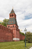 Tower of the Moscow Kremlin. Stock Image