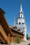 Tower in the Moscow Kremlin Stock Photos