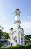 Tower at the Mosque in Melaka, Japan.  Royalty Free Stock Image