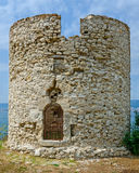 Tower in Nessebar, Bulgaria Stock Photography