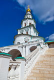 Tower in New Jerusalem monastery - Istra Russia Stock Image