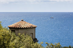 The tower in Nice Royalty Free Stock Images