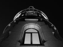 Tower at night Royalty Free Stock Image