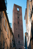 A tower of Noli Royalty Free Stock Photo