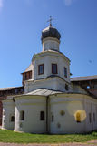 Tower of the Novgorod Kremlin, Historic Monuments of Novgorod and Surroundings,Russia. Tower of the Novgorod Kremlin, Historic Monuments of Novgorod and Stock Photography