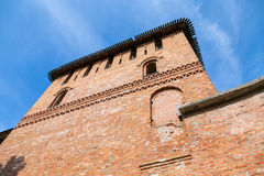 Tower of the Novgorod Kremlin, Russia Royalty Free Stock Photography