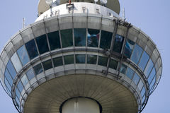 Tower with observation level Stock Image