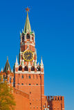 Tower Of Moscow Cremlin Stock Images