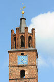 Tower of old town hall of Brandenburg an der Havel (Germany) Royalty Free Stock Photos