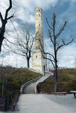 Tower On A Hill Royalty Free Stock Photo