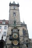 Tower Orloj in Prague Royalty Free Stock Image