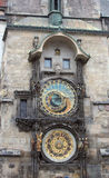 Tower Orloj in Prague. Tower with hours Orloj in Prague, the Czech republic Royalty Free Stock Image