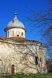 Tower of orthodox monastery Royalty Free Stock Photos