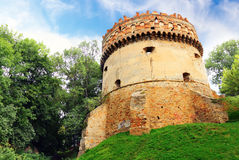 Tower in Ostrog Stock Photos