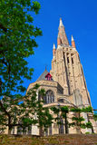 Tower of Our Lady's Church royalty free stock photo