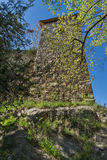 Tower and Outside view of Pirot Fortress, Serbia Royalty Free Stock Images