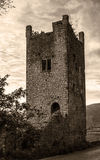 Tower on the outskirts of Priverno Royalty Free Stock Image