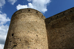 Tower over sky Stock Photography