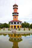 Tower in palace Royalty Free Stock Photos
