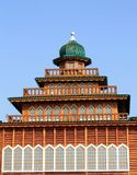 Tower of the Palace of Tsar Alexei Mikhailovich Stock Photos