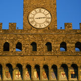 Tower of Palazzo Vecchio Royalty Free Stock Photography
