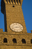 Tower of Palazzo Vecchio Stock Photography