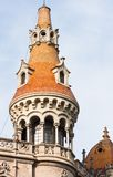 Tower in Paseo de Gracia, Barcelona Stock Images