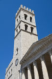 Tower of the People. Assisi. Umbria. Stock Photography