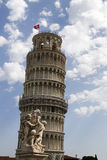 Tower of Pisa stock photo