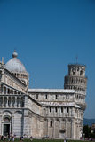 Tower of Pisa Royalty Free Stock Image