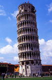 Tower of Pisa stock image
