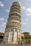 Tower of Pisa Royalty Free Stock Photo