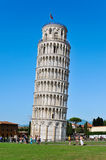 The Tower of Pisa by day Stock Photo
