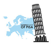 Tower of pisa Royalty Free Stock Images