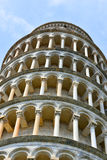 Tower of Pisa Royalty Free Stock Photography