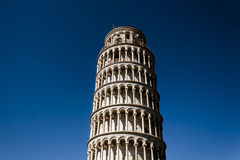 Tower of Pisa Royalty Free Stock Photos