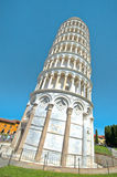 The Tower of Pisa Stock Photo