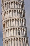 Tower of Pisa galleries Stock Image