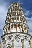 Tower of Pisa. The tower of Pisa, Italy Royalty Free Stock Photos