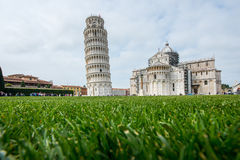 Tower of Pisa, Italy Stock Photography