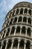 Tower. Pisa. Leaning. Royalty Free Stock Photos