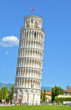 The Tower of Pisa Royalty Free Stock Photo